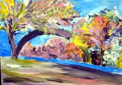 Picturi cu peisaje Peisaj impresionist