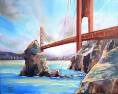 Picturi cu peisaje I ve been there