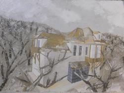 Picturi cu peisaje Casa Nicolae Grigorescu