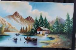 Picturi cu peisaje Vis105