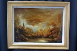 Picturi cu peisaje Vis116
