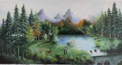 Picturi cu peisaje Vis206