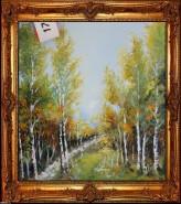 Picturi cu peisaje Vis 211
