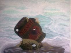 Picturi cu peisaje Amfora