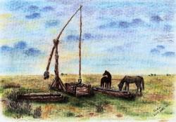 Picturi cu peisaje Cumpana