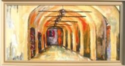 Picturi cu peisaje Arcade-casa artelor