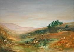 Picturi cu peisaje Fara titlu