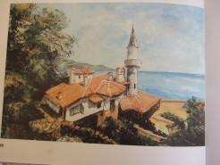 Picturi cu peisaje Castelul reginei maria