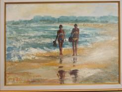 Picturi cu peisaje La mamaia