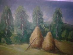 Picturi cu peisaje Peisaj de munte