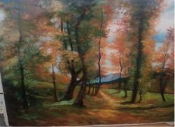 Picturi cu peisaje Reproducere grigorescu luminis