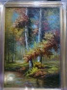 Picturi cu peisaje Peisaj toamna