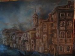 Picturi cu peisaje Venetia