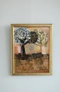 Picturi cu peisaje Copaci