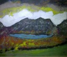 Picturi cu peisaje Arenig fawr