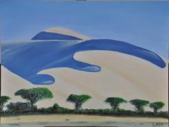 Picturi cu peisaje Desert