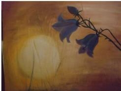 Picturi cu peisaje Rasarit