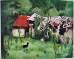 Picturi cu peisaje Runie