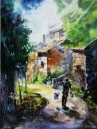 Picturi cu peisaje Carausul
