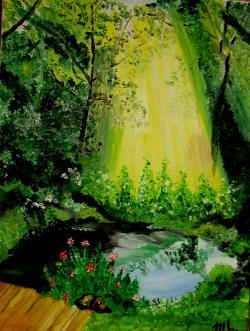 Picturi cu peisaje Frumusetile naturii