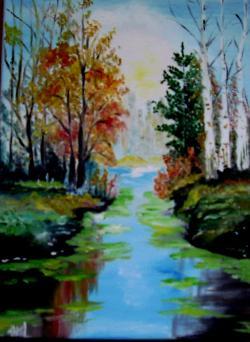 Picturi cu peisaje Frumusetile naturii 2