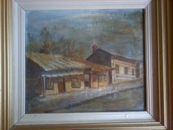 Picturi cu peisaje Casa pe Vasile Lupu