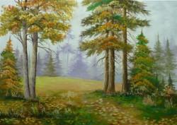 Picturi cu peisaje Montana 2
