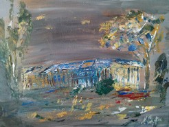 Picturi cu peisaje Bulevard