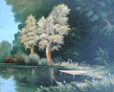 Picturi cu peisaje Pontonul 2