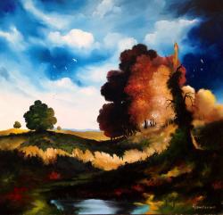 Picturi cu peisaje Rapa