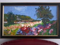 Picturi cu peisaje Peisaj  reproducere