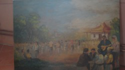 Picturi cu peisaje  hora mare