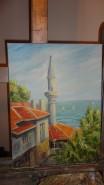 Picturi cu peisaje Balcik
