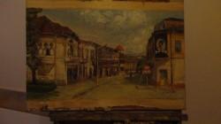 Picturi cu peisaje Centrul vechi - targoviste