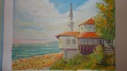 Picturi cu peisaje La balcik