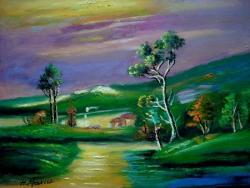 Picturi cu peisaje Peisaj23