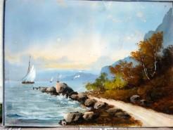 Picturi cu peisaje Peisaj 2
