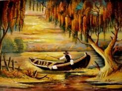 Picturi cu peisaje Tablou peisaj1