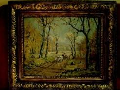 Picturi cu peisaje Toamna tarzie1