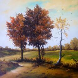 Picturi cu peisaje Doar peisaj