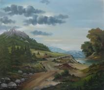 Picturi cu peisaje Montana