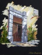Picturi cu peisaje Poarta 1