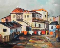 Picturi cu peisaje Sandramale