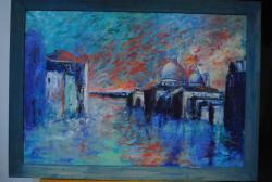 Picturi cu peisaje Cronos 1