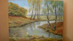 Picturi cu peisaje frumoasa toamna