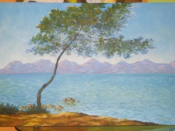 Picturi cu peisaje Undeva in germania
