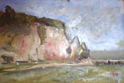 Picturi cu peisaje Cheile dobrogei