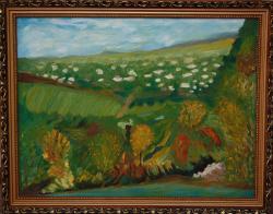 Picturi cu peisaje Valea Morilor  (Chisinau, Basarabia)