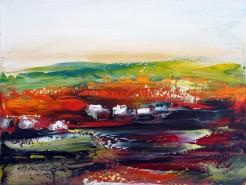 Picturi cu peisaje Peisaj rural