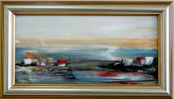 Picturi cu peisaje Peisaj rural t